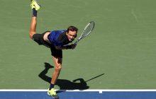Đang giữu vị trí bất bại tại US Open 2020 là Medvedve