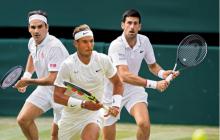 """Djokovic sắp lật đổ kỷ lục """"khủng"""" Federer, Nadal phá """"bữa tiệc"""" như thế nào?"""
