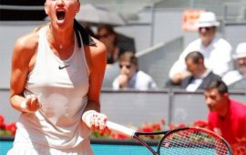 Monica Puig đấu Petra Kvitova tại Mutua Madrid Open Second Round 2018