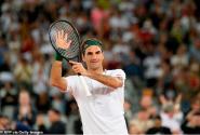 Thêm 1 tay vợt top đầu dương tính Covid-19