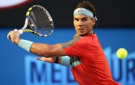 Cách đánh Tennis trái tay của Nadal cho người mới bắt đầu hiệu quả