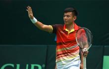 Đội tuyển Việt Nam giành vé lên nhóm II Davis Cup, Lý Hoàng Nam thắng kịch tính