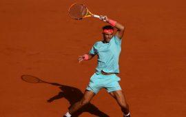 Kỉ lục của Jimmy Connors đã bị Nadal chinh phục.