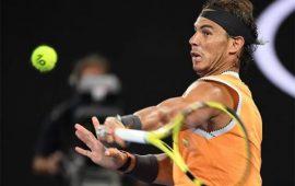 Nadal đánh bại dễ dàng Berdych đoạt vé vào tứ kết Australian Open