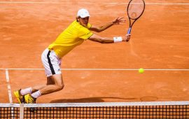 Trào lưu chơi môn thể thao tennis ở Việt Nam